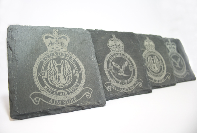 Etched Slate