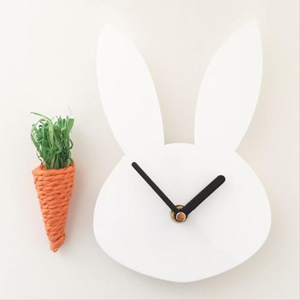 Laser Cut Clock - Jo Want