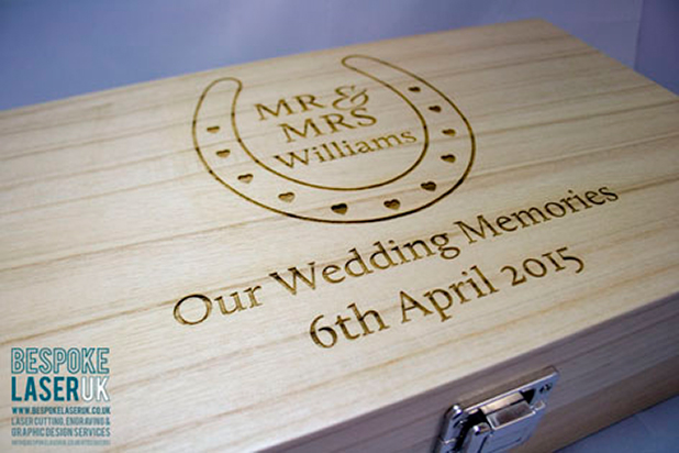 Bespoke Laser UK Wales Blog Cardiff Vintage Wedding Fayre Competition Winner Announced Inside 2