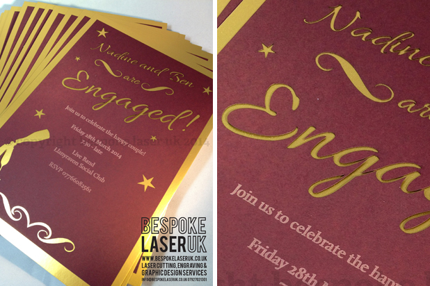 Bespoke Laser UK Wales Blog Laser Cutting for Weddings Inside 3
