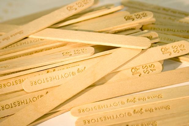 Bespoke Laser UK Wales Blog Engraved Lolly Sticks Summer Laser Cutting Inside 2