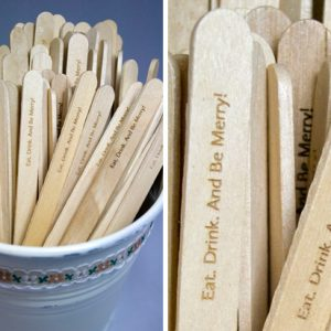 Bespoke Laser UK Wales Blog Engraved Lolly Sticks Summer Laser Cutting Inside 4