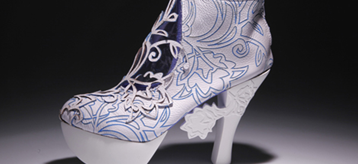 Bespoke Laser UK Wales Blog Laser Cut Leather Student Shoe Design Main Thumbnail