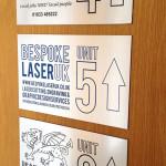 Bespoke Laser UK Wales Products Signage