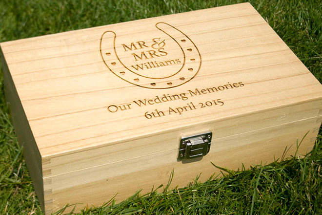 Bespoke Laser UK Wales Products Wooden Boxes