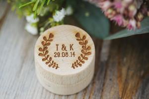 Bespoke Laser UK Wales Weddings Personalised Keep Safe Boxes Ring Boxes 2